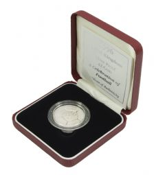 1996 Silver proof £2 Euro 96 for sale